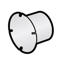 Meat Grip Bushing (Plastic) For Hobart Slicers Oem # 438280