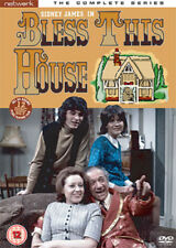 Bless This House: Complete Series DVD (2008) Sid James cert 12 12 discs