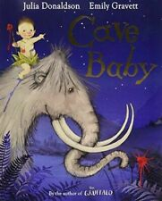 Cave Baby by Julia Donaldson B00974s4ps The Cheap Fast Post