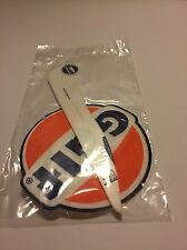 GULF Gas Station Oil Giveaway  Airplane Memorabilia NOS In Original Package
