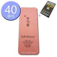 Sulwhasoo First Care Activating Serum EX Capturing Moment 10/20/30/40ml + 2gift