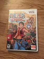 One Piece: Unlimited Adventure Nintendo Wii Complete Tested Works NG2