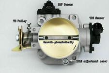 74mm Throttle Body TPS & Map Sensor for Honda Civic SI ACURA INTEGRA B D H F 1.8