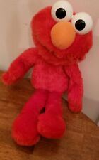 "Rare Vintage 1998 Applause Sesame Street ELMO Plush  15"" Jim Henson"