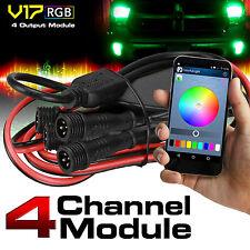 V17 LED 2 Output LED Headlight Controller Control 2 LED Kits via Bluetooth