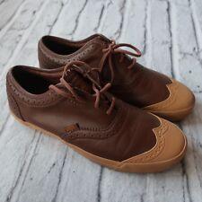 2008 Vans WTAPS Syndicate Rudeez Wingtip Shoes Size 9.5