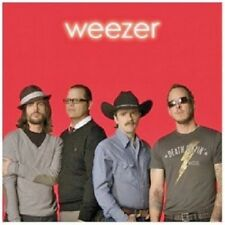 WEEZER - WEEZER (RED ALBUM)  CD  11 TRACKS ALTERNATIVE ROCK & POP  NEU