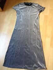 ROBE GAP SOIREE VINTAGE XS 34 36 TBE VELOURS DROITE RETRO dress