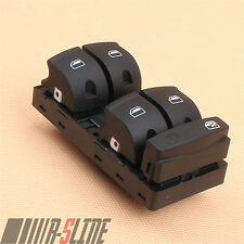 Fit AUDI A3 04-13 A6 C6 Q7 Driver Side Electric Panel Window Control Switch new