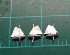 Z Scale Sailboats Kit