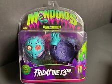 Jason Voorhees Mondoids Vinyl Figure NES 8-Bit BLUE Mondo Designer Con Exclusive