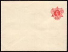 Niederländische Antillen-Curacao U 1 **, 5 C.Wilhelmina Ganzsachen-Umschlag