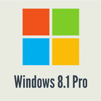 Windows 8.1 Professional / Pro OEM Produktschlüssel / Product Key - 32 / 64 Bit