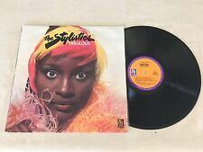 STYLISTICS FABULOUS 1976 AUSTRALIAN RELEASE LP