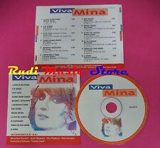 CD Viva Mina Compilation RANIERI PLATTERS LEALI AMII STEWART no mc dvd vhs(C40)
