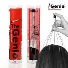 The Genie Metal HEAD MASSAGER For Head/Neck/Scalp- Massage Stress Relief Tool UK