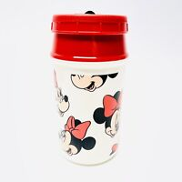 VINTAGE 1989 Minnie Mouse Lunch Kit Aladdin THERMOS ONLY Pop-top