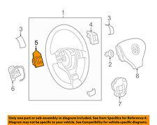 VW VOLKSWAGEN OEM Jetta Steering Wheel-Remote Switch Button Left 5C0959537AYQV
