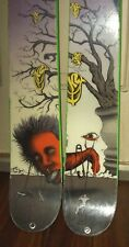 New listing RARE 2007 SETH VICIOUS K2 SNOW SKIS OLD SCHOOL HARD TO FIND