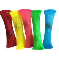 Mesh & Marble Fidget Toy 5 Pack Stress/Anxiety Relief For Adults Kids Toys Gift