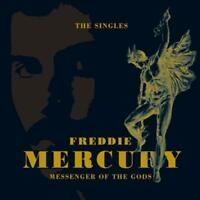 MERCURY, FREDDIE - MESSENGER OF THE GODS-THE NEW CD