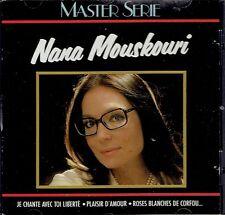 CD - NANA MOUSKOURI - Master Serie