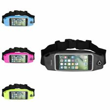 Waterproof Running Jogging Sport Waist Pack Belt Bag Case For iPhone X/8/7 Plus