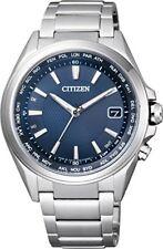 Citizen Attesa CB1070-56L Eco-Drive Solar Perfex Multi 3000 Watch From Japan F/S