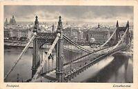 B36007 Budapest Elisabeth Bridge hungary
