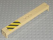 Pilier Beige LEGO TRAIN Tan Support ref 91176 / Set 3677  Red Cargo Train