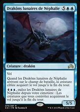MTG Magic SOI - Nephalia Moondrakes/Drakôns lunaires de Néphalie, French/VF