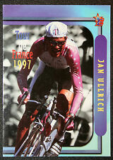 Tour de France  Jan Ullrich  Deutsche Telekom   Colour Action Card  # VGC