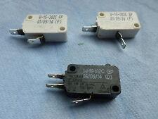 Asda/George Microwave model GDM-101W Door microswitches x 3