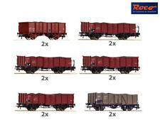 vi mercancía nueva Roco h0 76939-abierto vagones EP SBB
