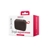 Lautsprecher Mini Bluetooth Box schwarz Soundbox Musikbox Sound Bass iOS Android