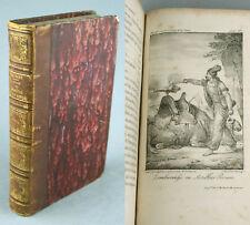 Voyage en Arménie et en Perse JAUBERT 1821 EO Pélicier Livre ancien Planches