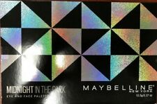 MAYBELLINE Eye & Face Palettes MIDNIGHT IN THE PARK. New & Sealed. Free Shipping