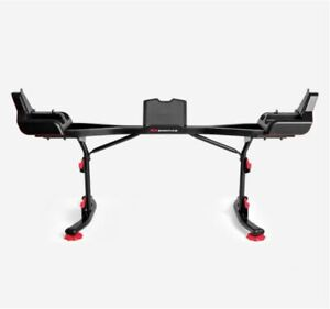 Bowflex SelectTech 2080 Barbell Stand with Media Rack