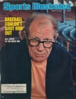Sports Illustrated Magazine March 15, 1976 - Bill Veeck  Chicago White Sox S5