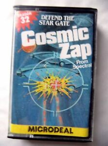 61304 Cosmic Zap - Dragon 32 (1983)
