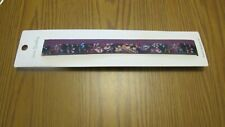 Vera Bradley Stretch Headband Set of 2 Midnight Wildflowers