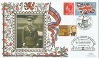 20 JAN 2006 LIFE & TIMES OF EDWARD VIII 70th ANNIVERSARY BENHAM FIRST DAY COVER