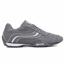 Lonsdale Mens Camden Trainers Lace Up Casual Sports Shoes Footwear Sneakers
