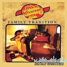 FREE US SHIP. on ANY 2 CDs! NEW CD Hank Williams Jr: Family Tradition Original r