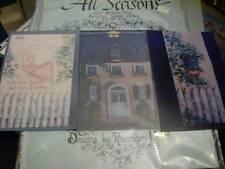 House Brush Box Painting Packet- Rosemary West, 1993