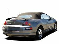 MITSUBISHI ECLIPSE 2000-2005  REPLACEMENT CONVERTIBLE TOP IN STAYFAST CANVAS