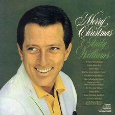 Andy Williams - Merry Christmas (CD) - BRAND NEW! AM Pop Music Sinatra Crosby