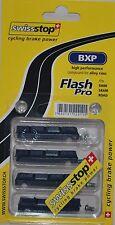Swiss Stop 2018 BXP Flash Pro brake pads, fits Shimano, Sram. alloy rims USA