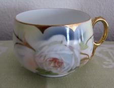 Vintage Royal Rudolfstadt Cup, Handpainted.