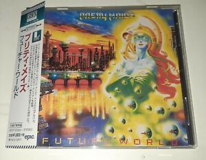 Pretty Maids - Future World CD Japan with OBI